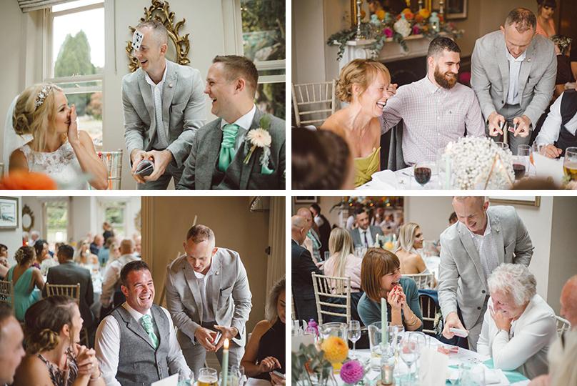 Mr & Mrs Penn's Wedding