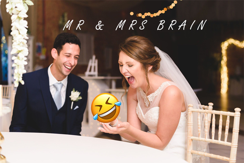 Mr & Mrs Brain