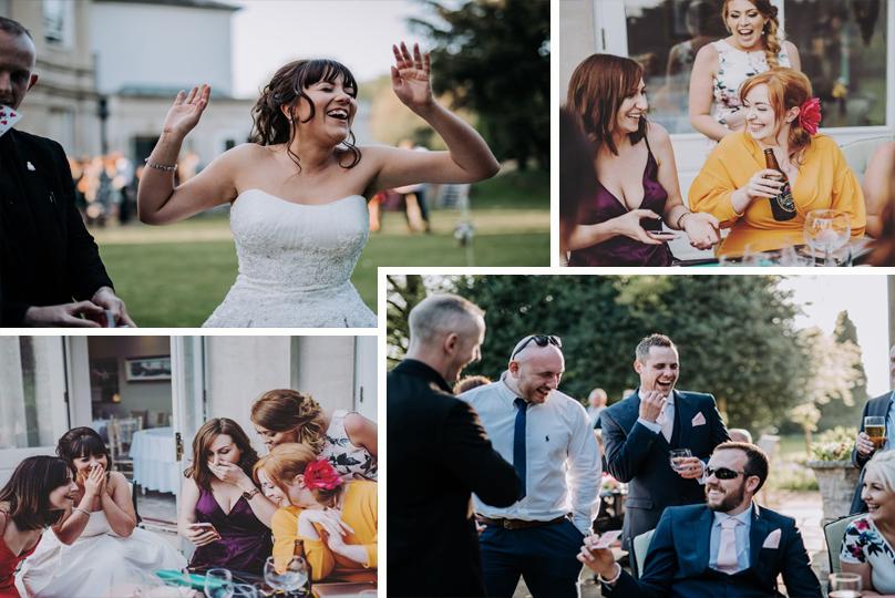 Mr & Mrs Stewart's Wedding